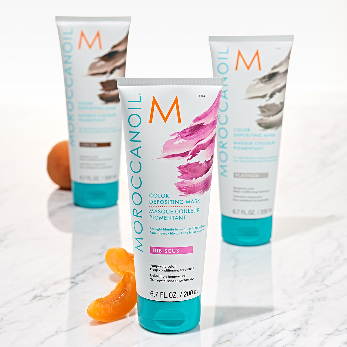 Moroccanoil - Color dispositing mask